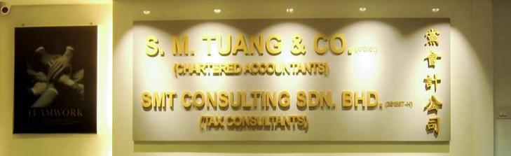 WELCOME - S  M  TUANG & CO S  M  TUANG & CO  | Chartered